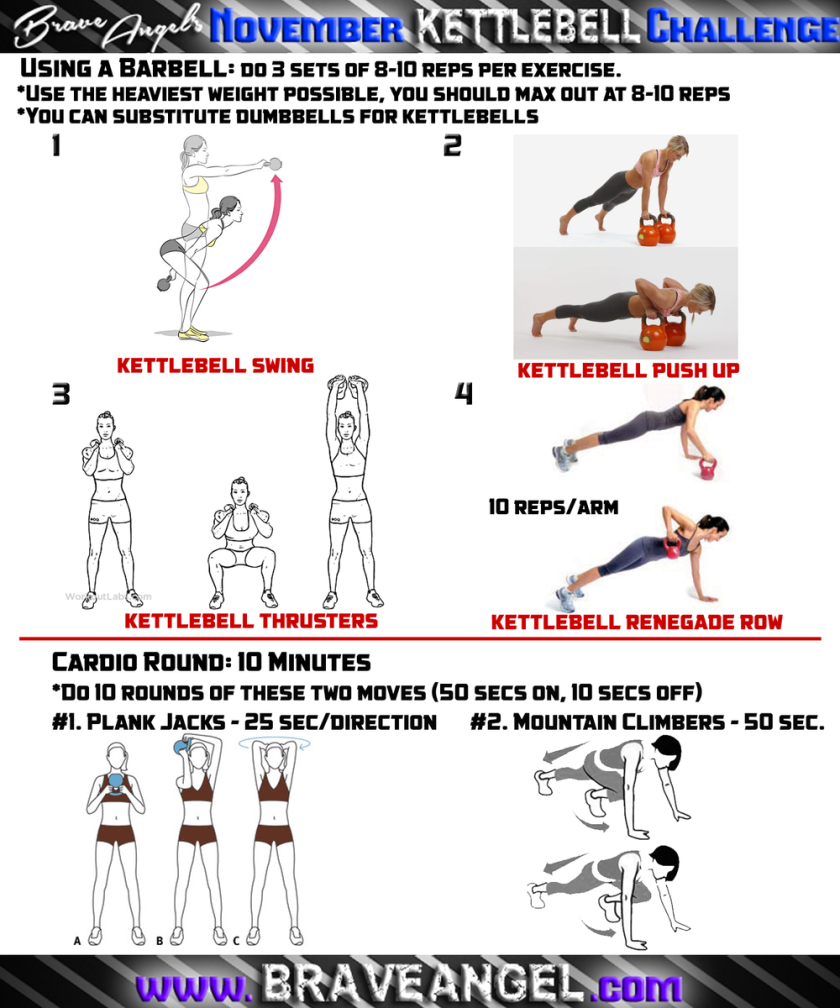 Upper Body Workout - Monday